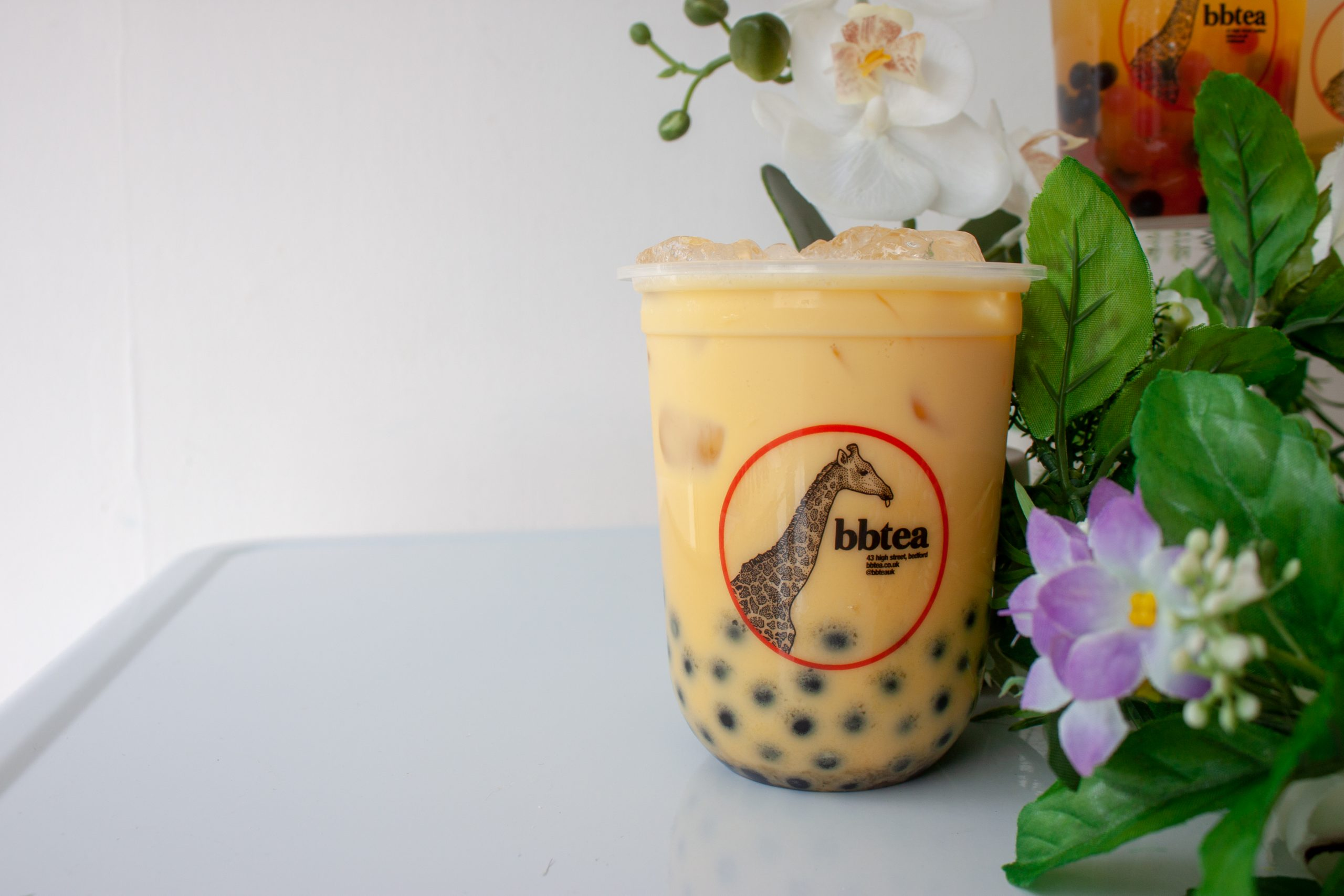 Mango Milk Tea